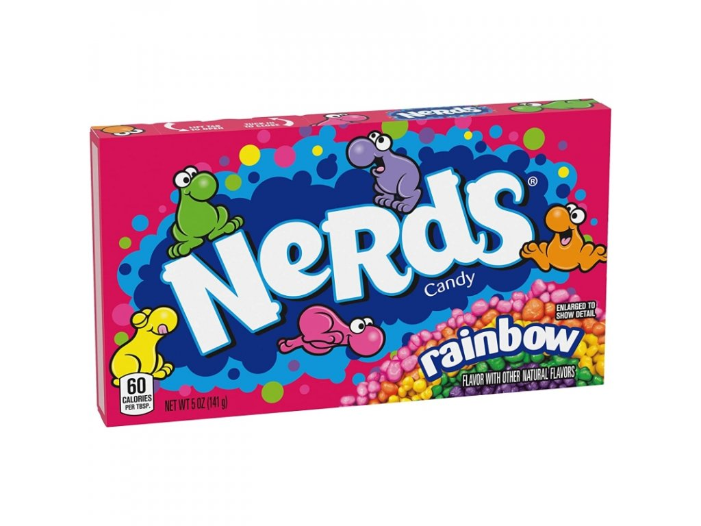 vyr 677 Nerds Rainbow 141g