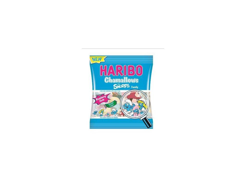 Haribo Chamallows Smurfs Family 100g