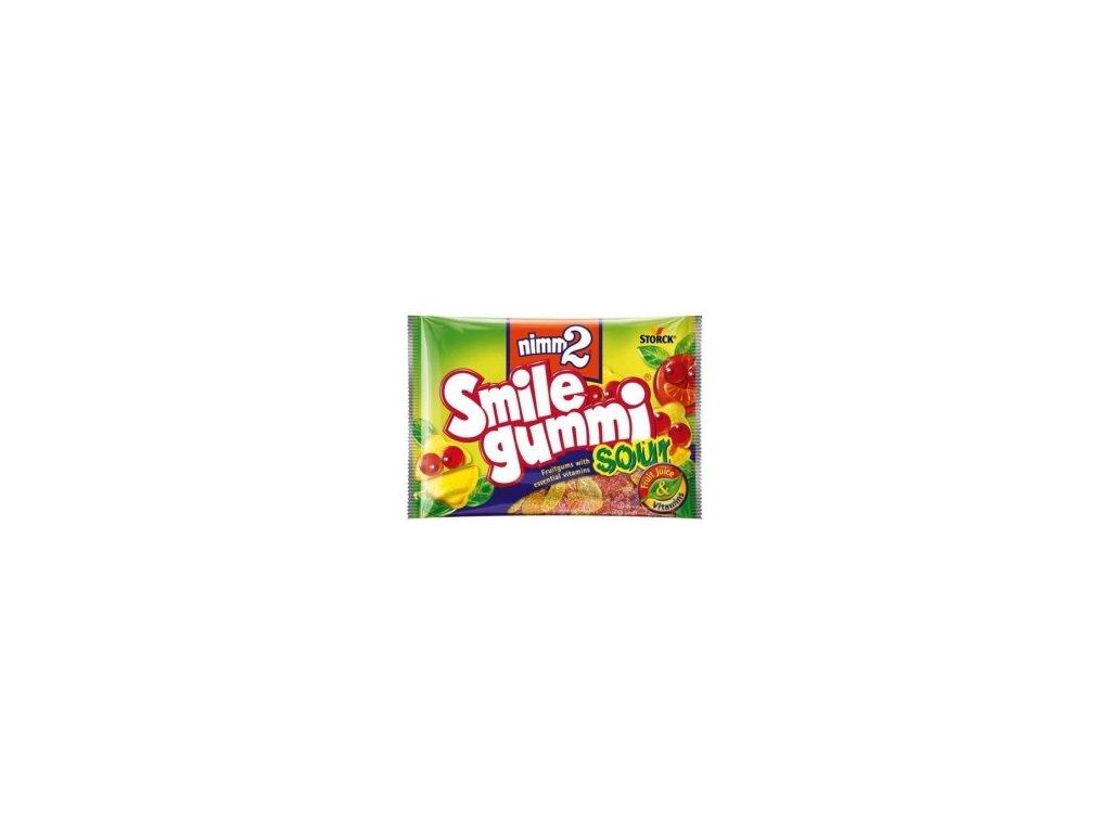 Storck Nimm 2 Smile gummi kyselé 100g