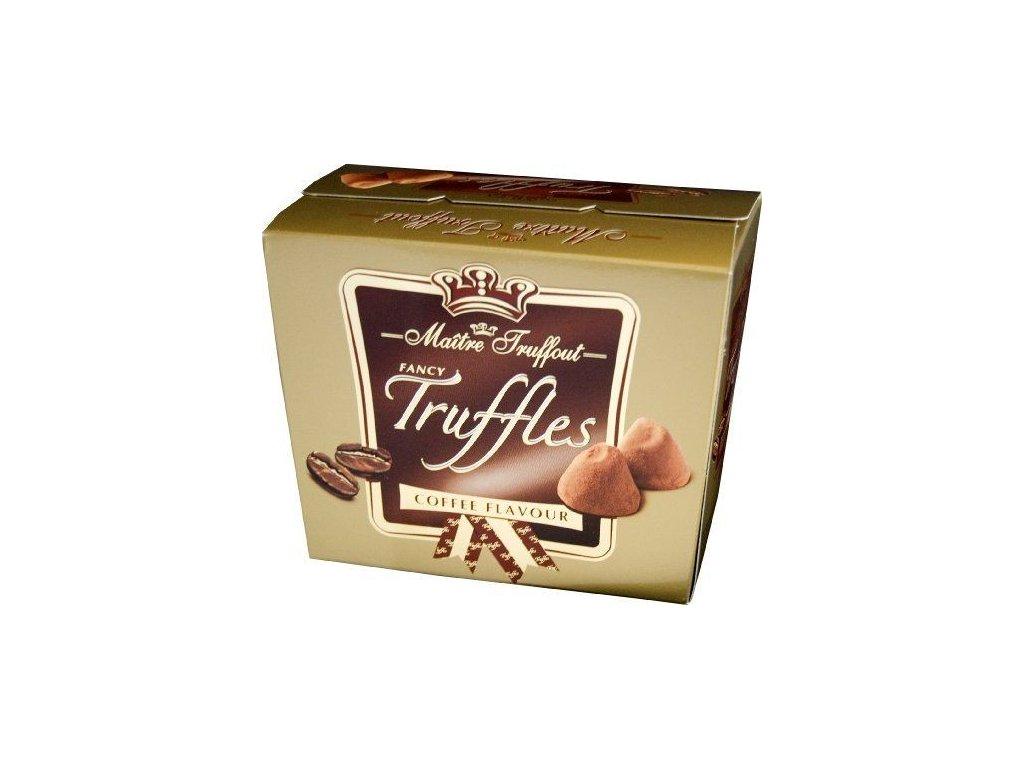 Maitre Truffout - Gold Truffles - Kávové 200g