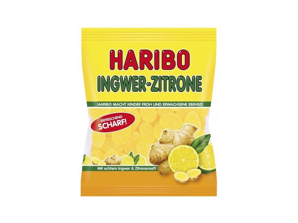 Haribo Ingwer-Zitrone 175g
