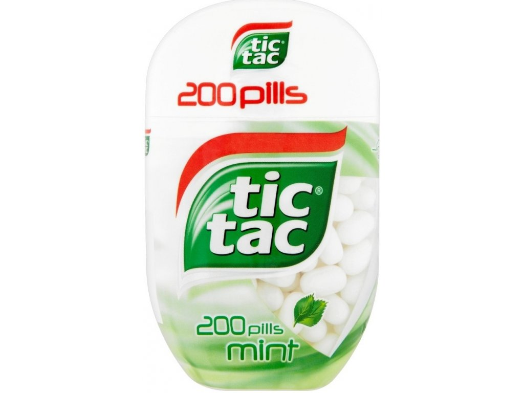 Tic Tac Mint 98g