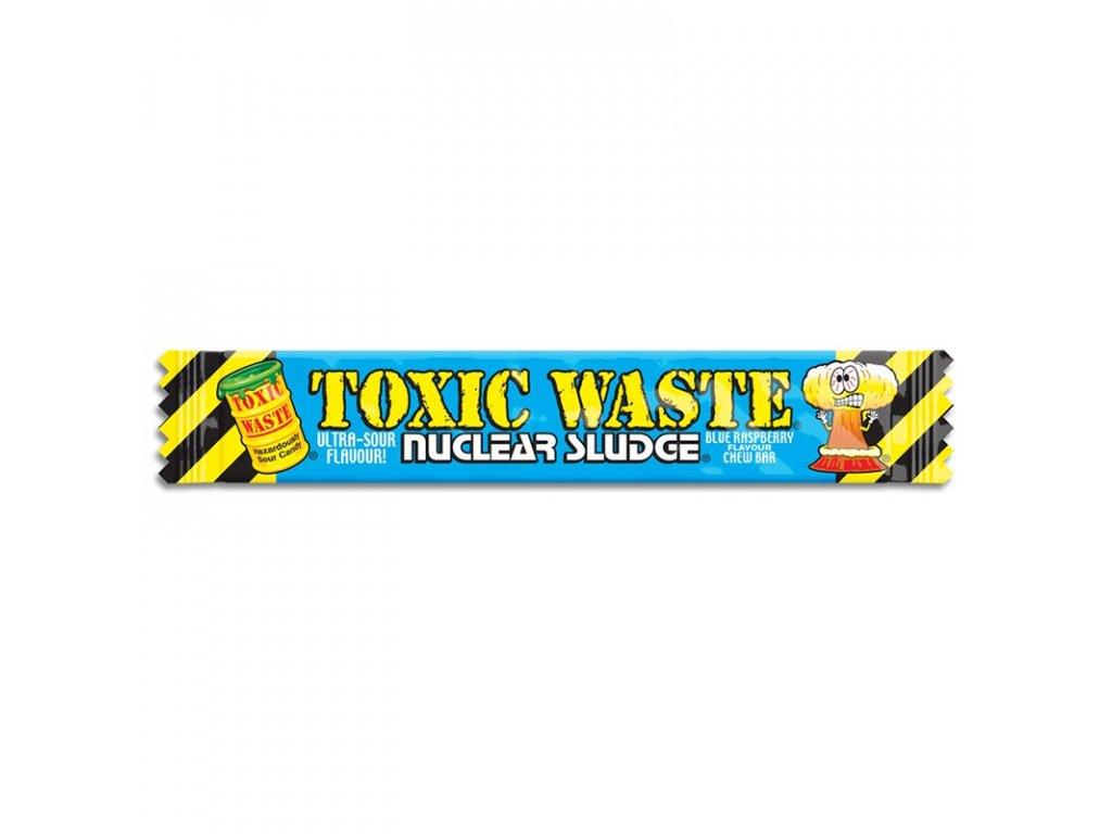Toxic Waste Nuclear Sludge Chew Bar Blue Raspberry 20g