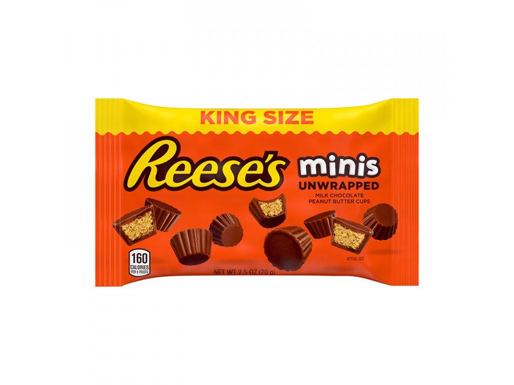 Reeses minis king size 70g
