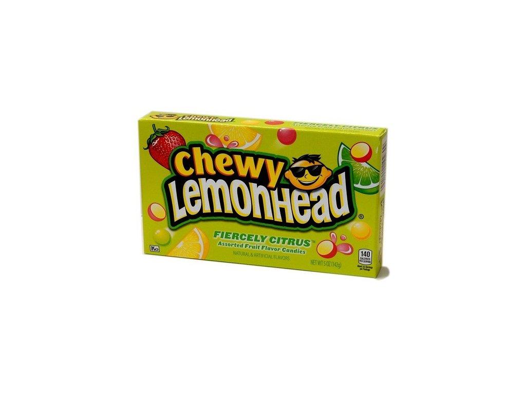 Lemonhead Chewy Fiercely Citrus 23g