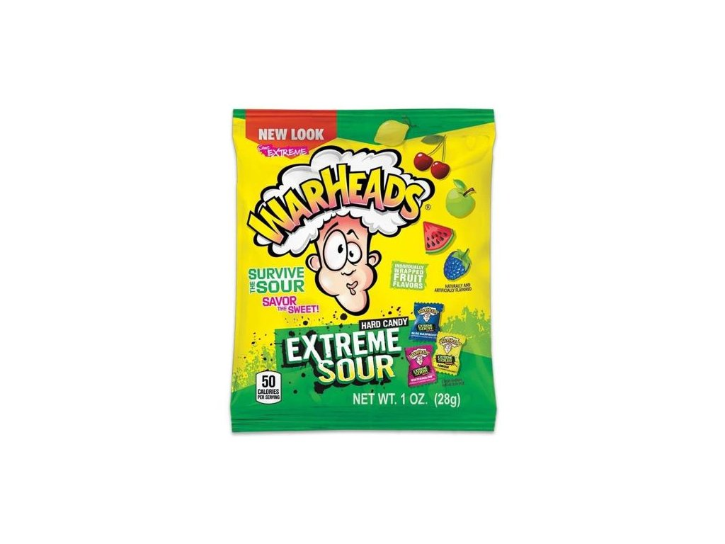 Warheads Extreme sour 28g 01