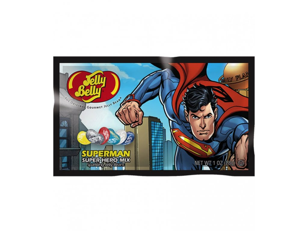 Jelly Belly Superman Mix 28g