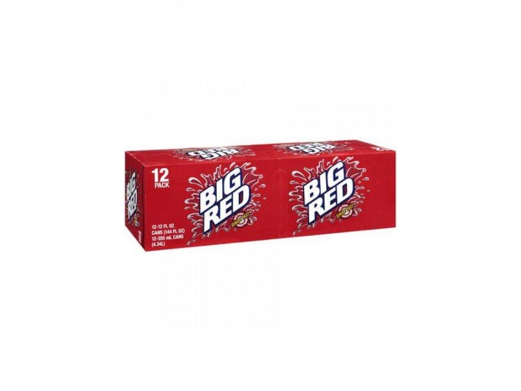 Big Red USA karton 12x 355ml