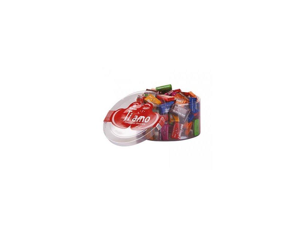 Tiamo Napolitan - mini čokoládky 450g