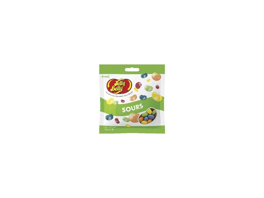Jelly Belly Sours Mix 70g