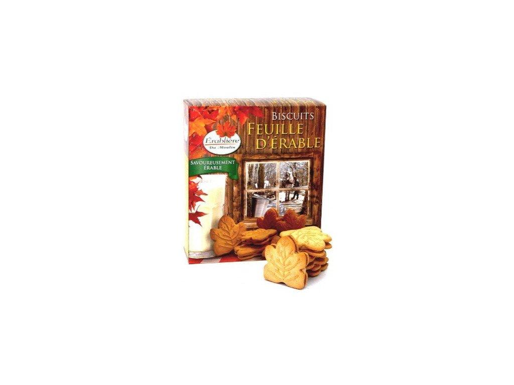 Maple Leaf Cream Cookie 350g