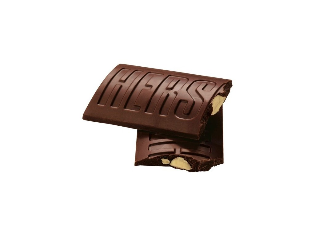 Hershey's Milk Chocolate with Almonds Bar 41g