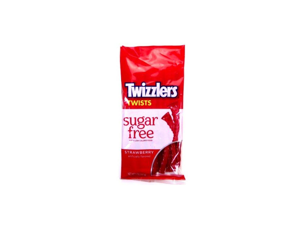 Twizzlers Strawberry Sugar Free 141g