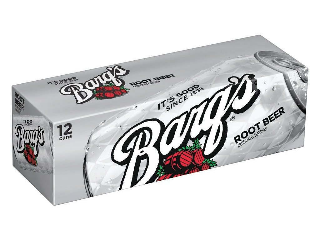 Barq's Root Beer USA karton 12x 355ml