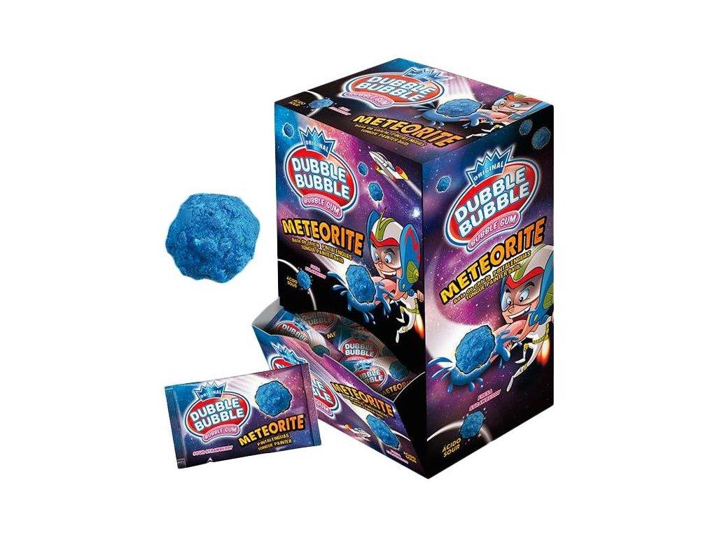 Dubble Bubble Meteorite - barvící žvýkačky karton 200x 4,75g