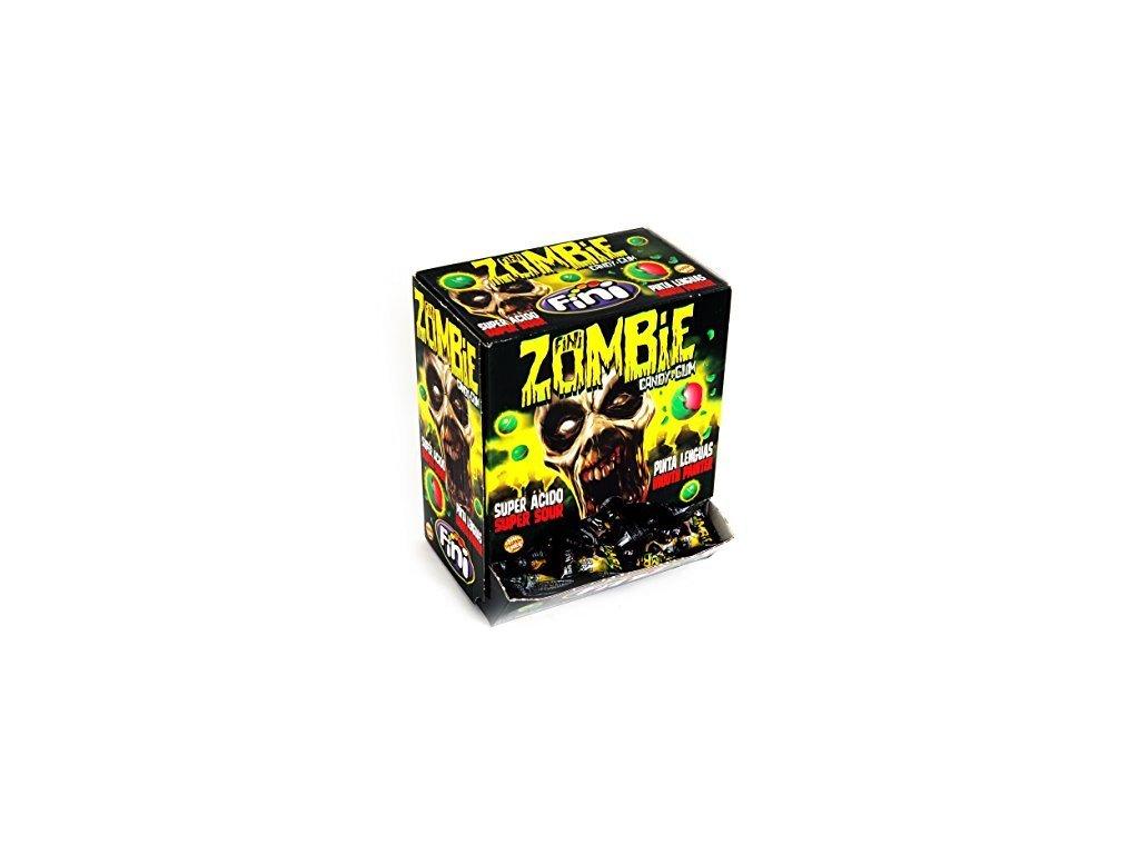 Fini - žvýkačky Zombie karton 200x 5g
