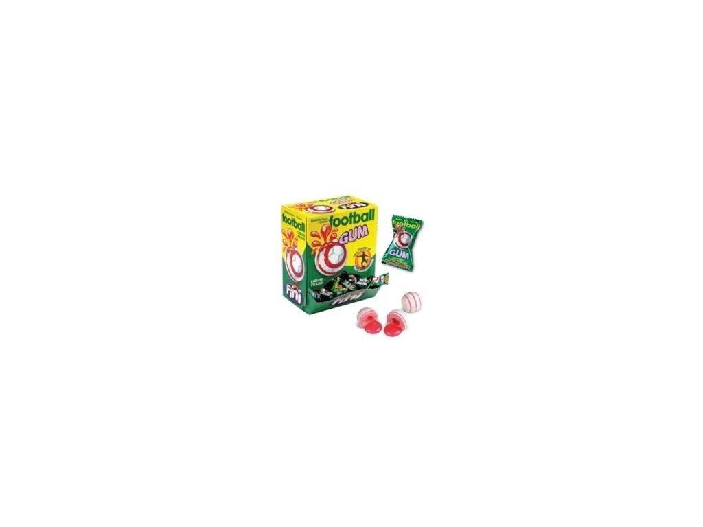 Fini - žvýkačky Football karton 200x 5g
