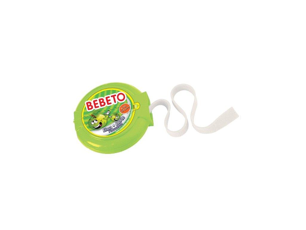 Bebeto žvýkačka s tetováním - apple 40g