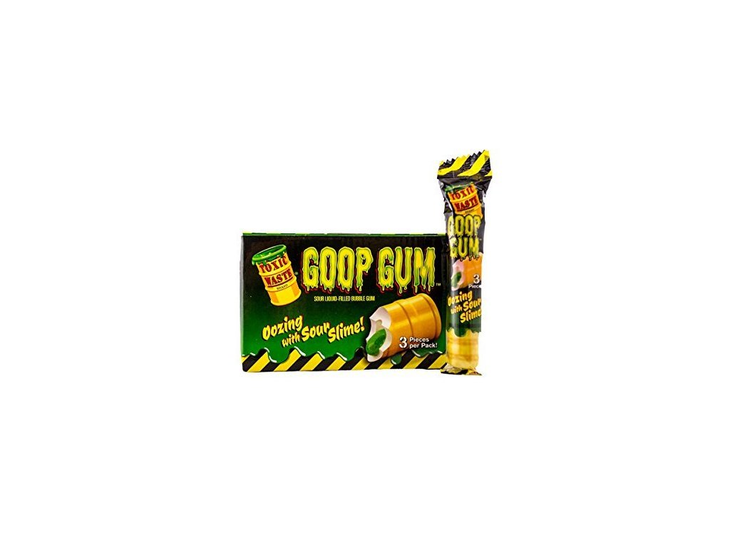 Toxic Waste Goop Gum Sour Candy 43,5g