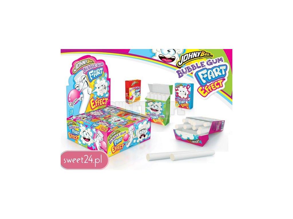 Žvýkačky - Fart Effect karton 18x 35g