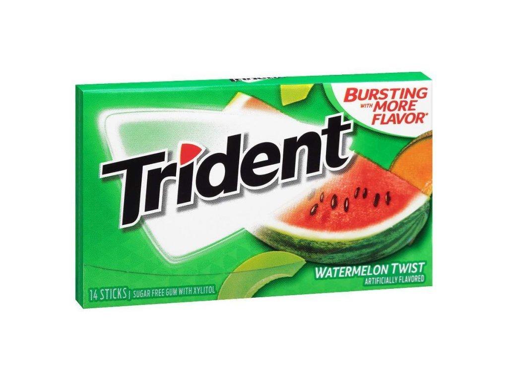Trident Gum Watermelon Twist 27g