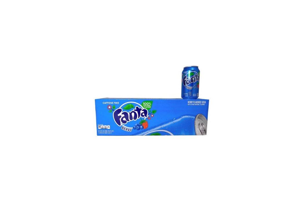 Fanta Berry USA karton 12x 355ml
