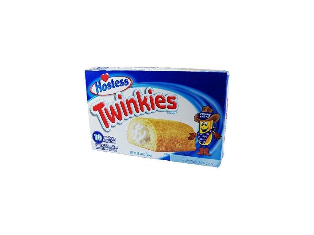 Hostess Twinkies karton 10x 39g