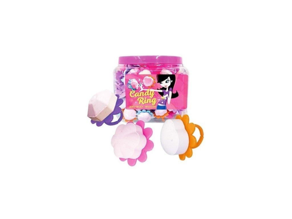 Top Candy prstýnky s lízátky z lipa karton 120x 9,17g