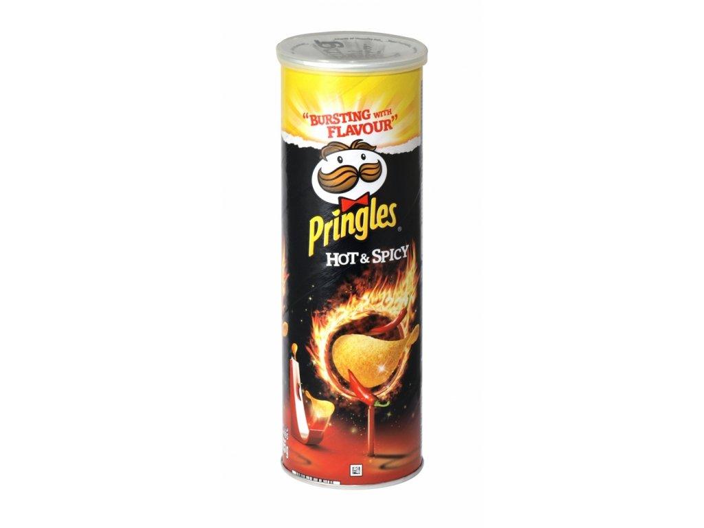 Pringles Hot & Spicy 165g