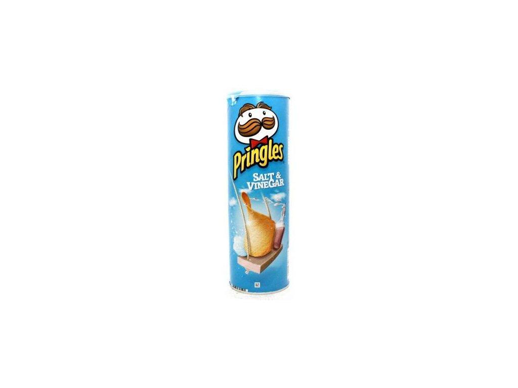 Pringles Salt & Vinegar 165g