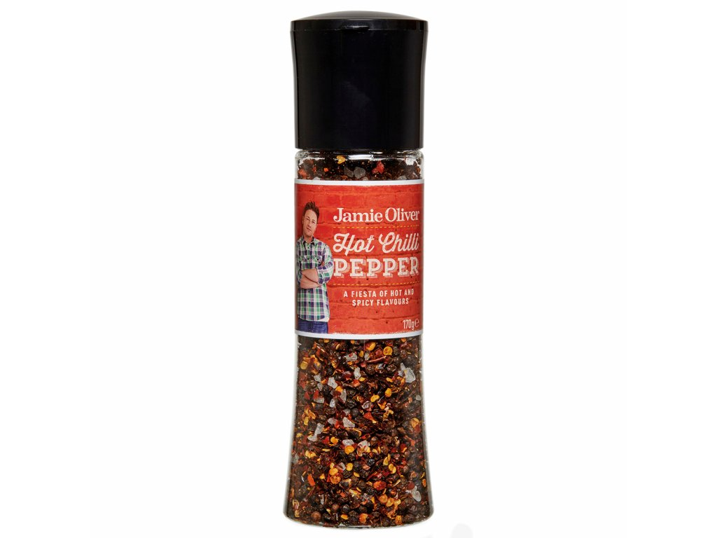 Jamie Oliver - Hot Chilli Pepper 170g