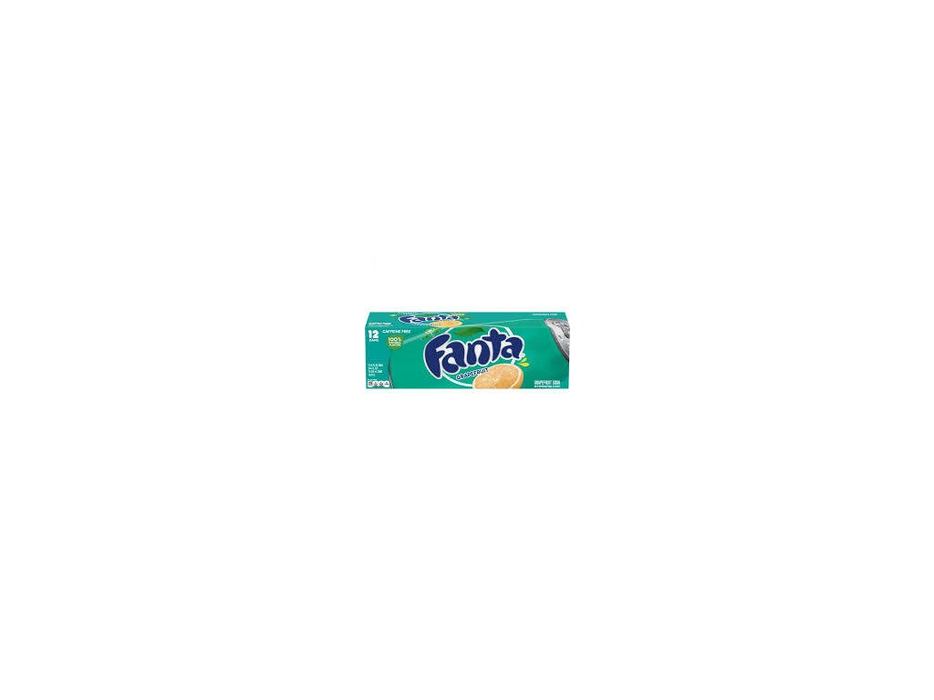 Fanta Grapefruit USA karton 12x 355ml