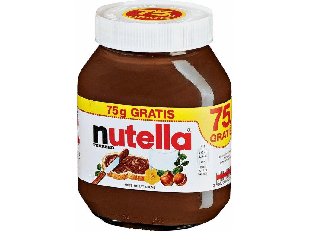 Ferrero Nutella 825g