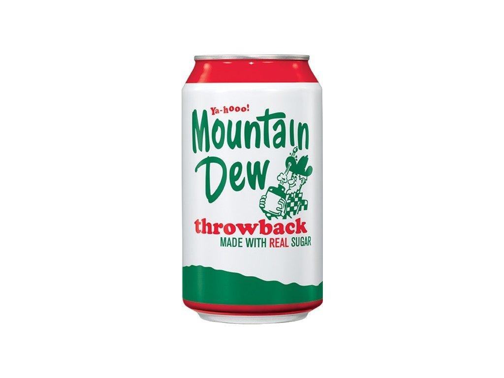 Mountain Dew Throwback 355ml - AKCE