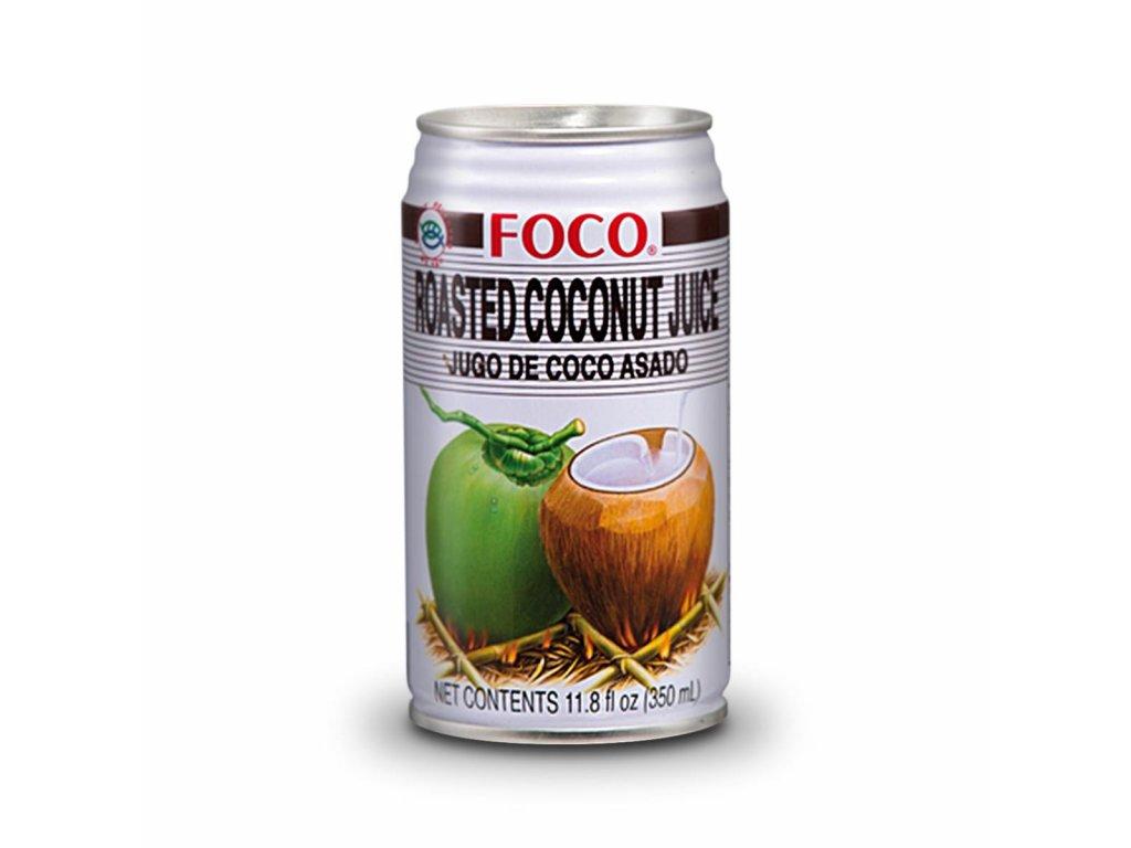 Foco Roasted Coconut 350ml