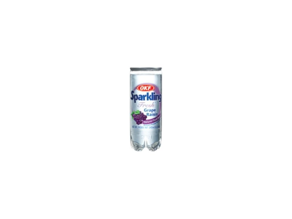 OKF Sparkling Grape 250ml
