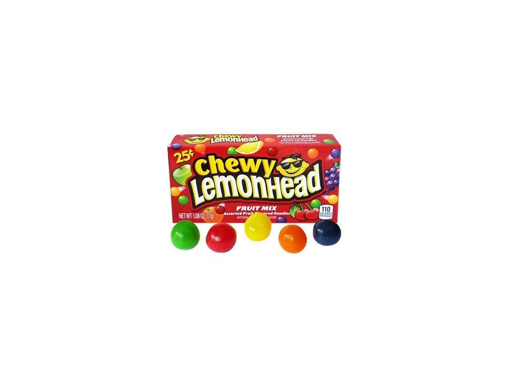 Lemonhead Chewy Fruit Mix 23g - AKCE