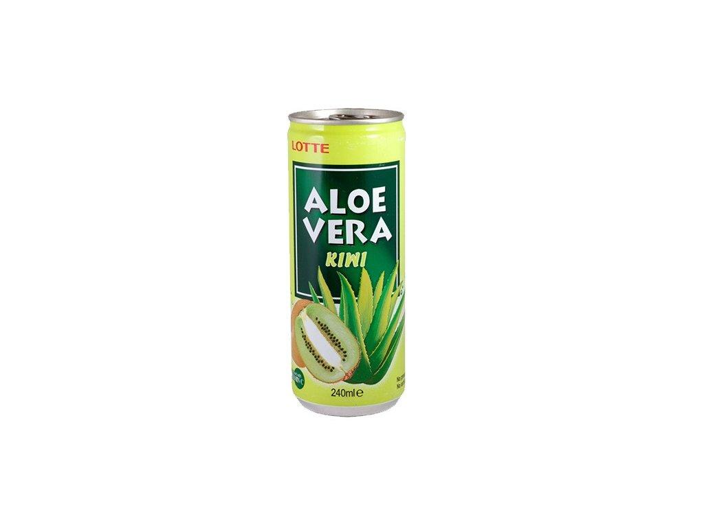 Lotte Aloe Vera Kiwi 240ml