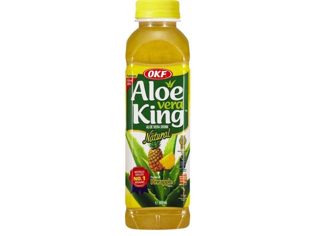 OKF Aloe Vera Gold Ananas 500ml