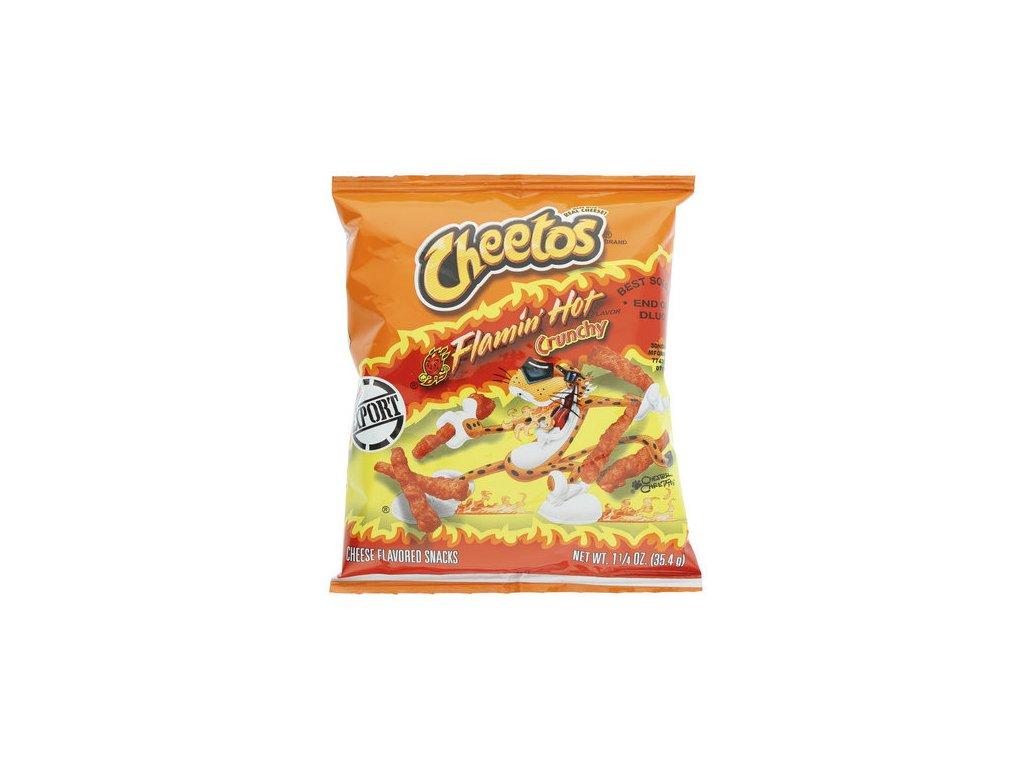 Cheetos Crunchy Flamin Hot 35g - AKCE