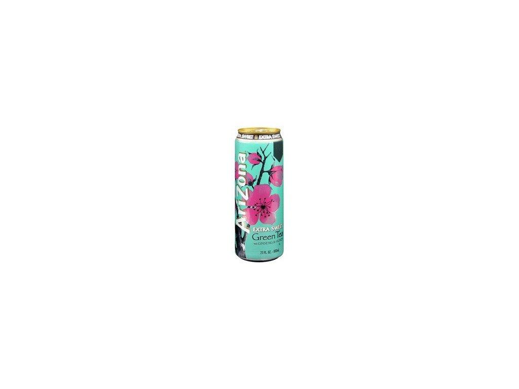 Arizona Green Tea Extra Sweet 680ml
