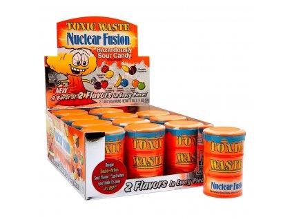 Toxic Waste Nuclear Fusion Drum karton 12x 42g