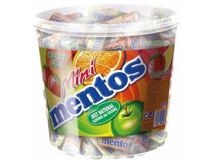 Mentos Mini Fruit 120x 10,5g