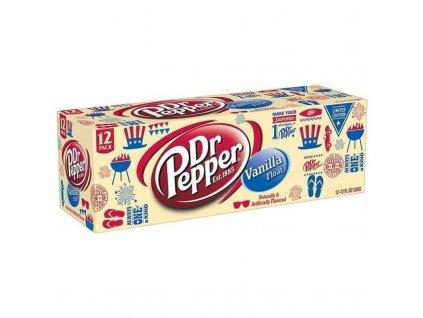 Dr. Pepper Vanilla Float USA karton 12x 355ml