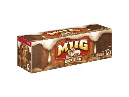 Mug Root Beer USA karton 12x 355ml