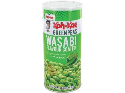 Wasabi Green Peas 180g