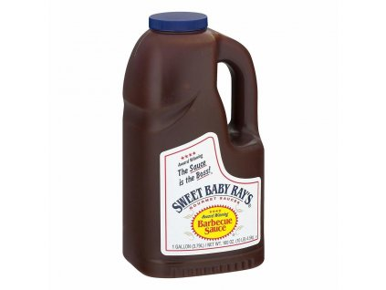 Sweet Baby Ray's BBQ Original 3,79l