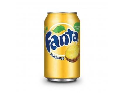 Fanta Pineapple (ananas) USA 355ml