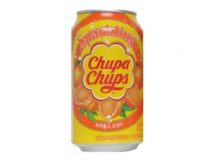 Chupa Chups Orange Sparkling 345ml