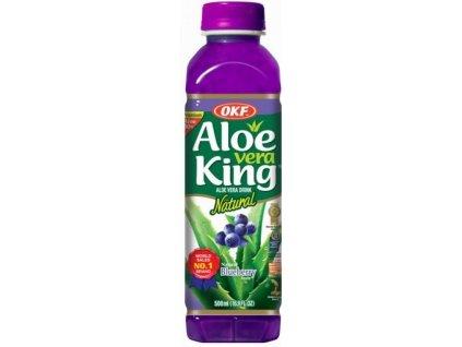 OKF Aloe Vera Blueberry 500ml